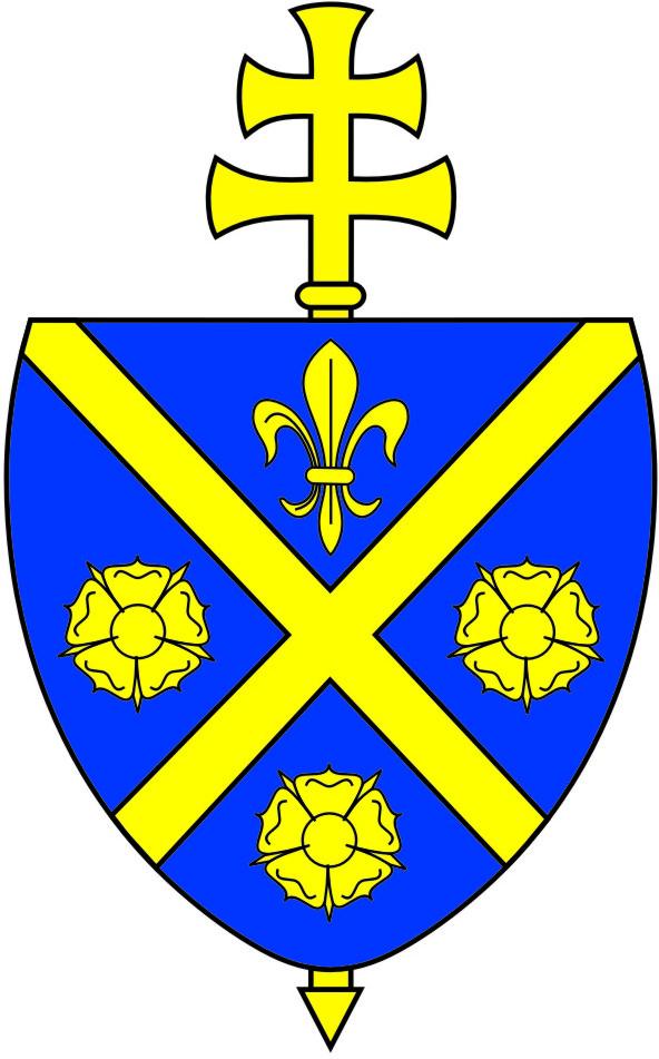 Erb košickej arcidiecézy