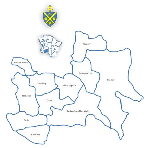Dekanát Košice - Juh