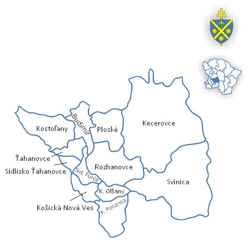 Dekanát Košice Východ