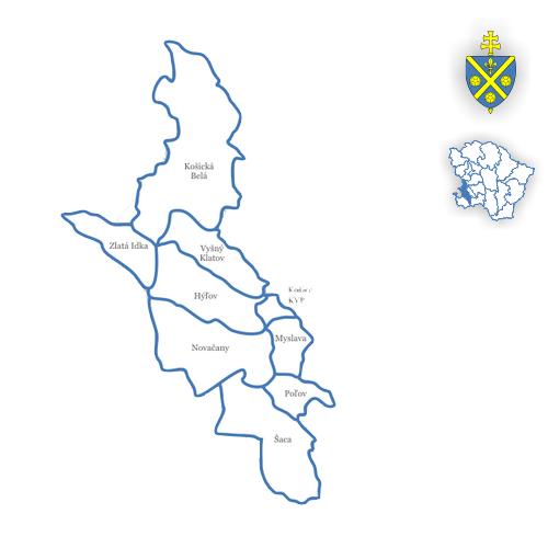 Dekanát Košice západ