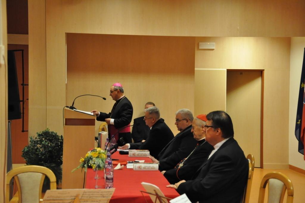 Prezentacia Knihy Kardinal Jozef Tomko Zivot V Sluzbe Evanjelia