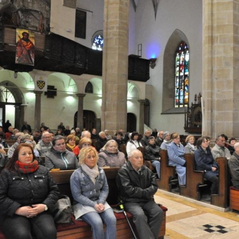 Deň Božieho milosrdenstva v Prešove