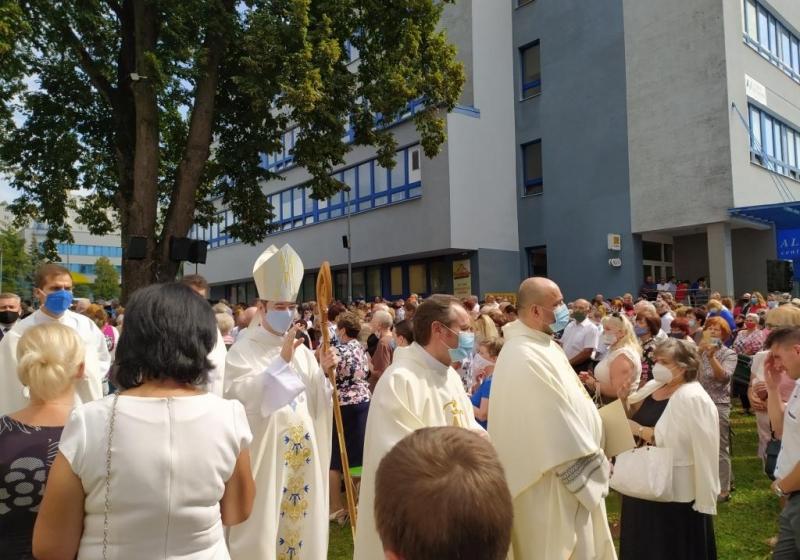 Mariánska slávnosť vo Vranove