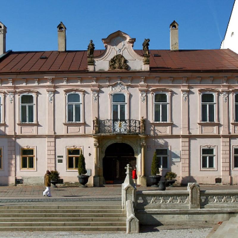 OBMEDZENIE ČINNOSTI Arcibiskupského úradu v Košiciach