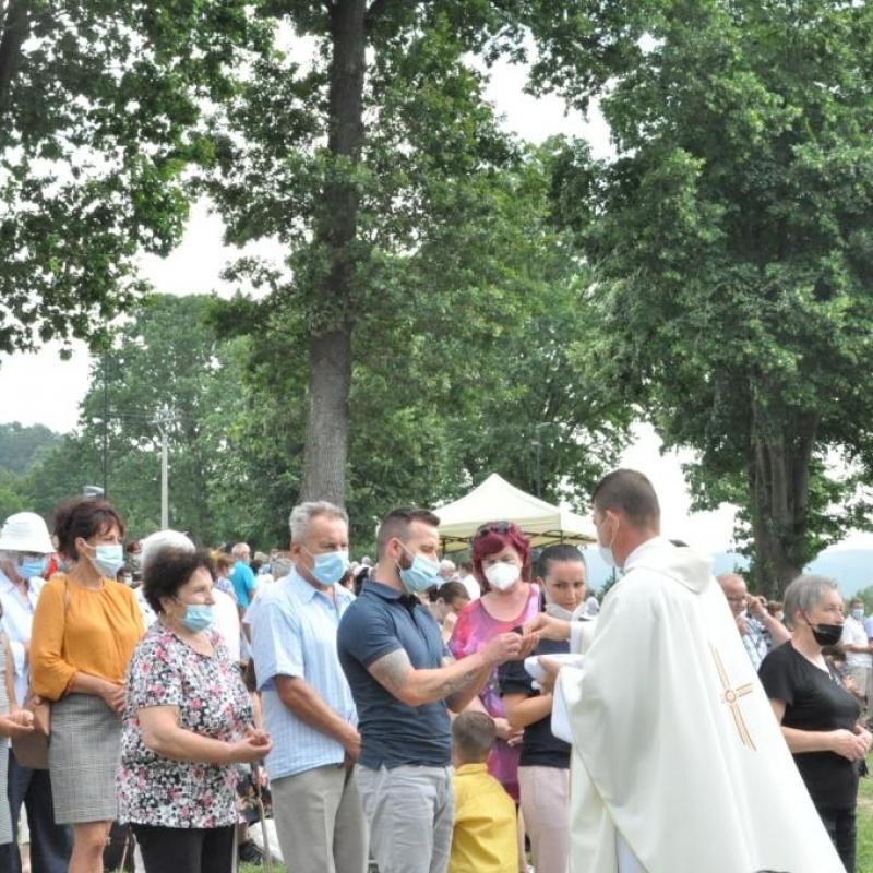 Arcidiecézna púť v Gaboltove