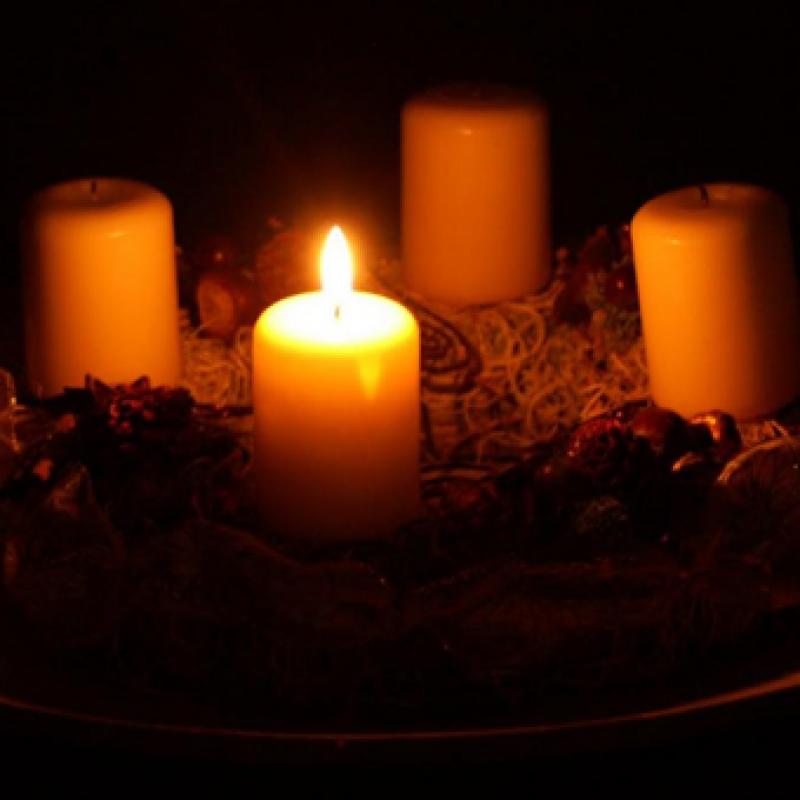 Advent - čas stíšenia a prípravy