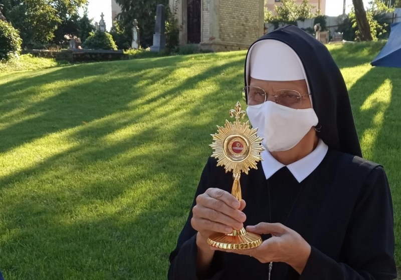 Relikvie Svätej Rozálie