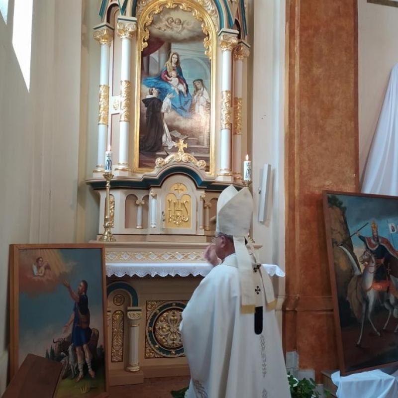 Odpustová slávnosť sv. Ladislava