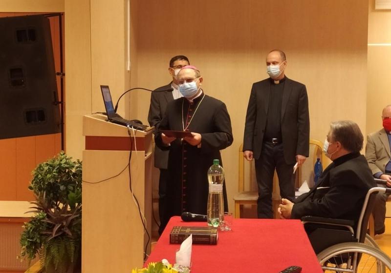 Rok Božieho Slova ukončili na TF KU konferenciou