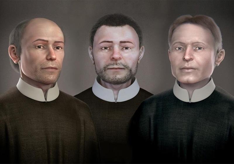 Tváre sv. Košických mučeníkov