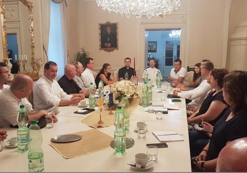 V Košiciach sa začalo prihlasovanie dobrovoľníkov