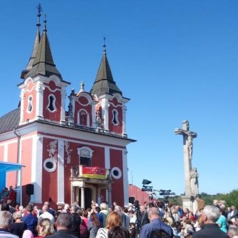 Prešovská kalvária má dvestopäťdesiat rokov