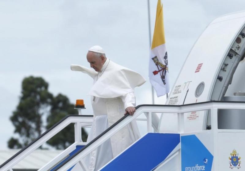 Svätý Otec František navštívi Slovensko