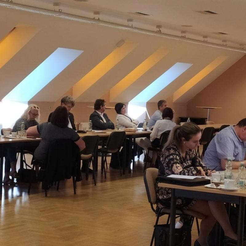 Stretnutie riaditeľov katolíckych škôl na ABÚ