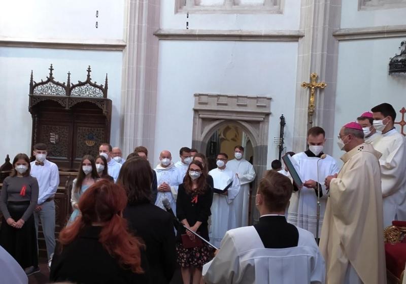 Ďakovná svätá omša za lekárov, zdravotníkov a dobrovoľníkov