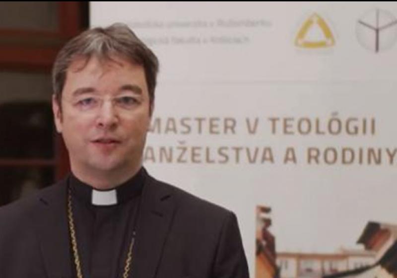 Ponuka štúdia Master v teológii manželstva a rodiny