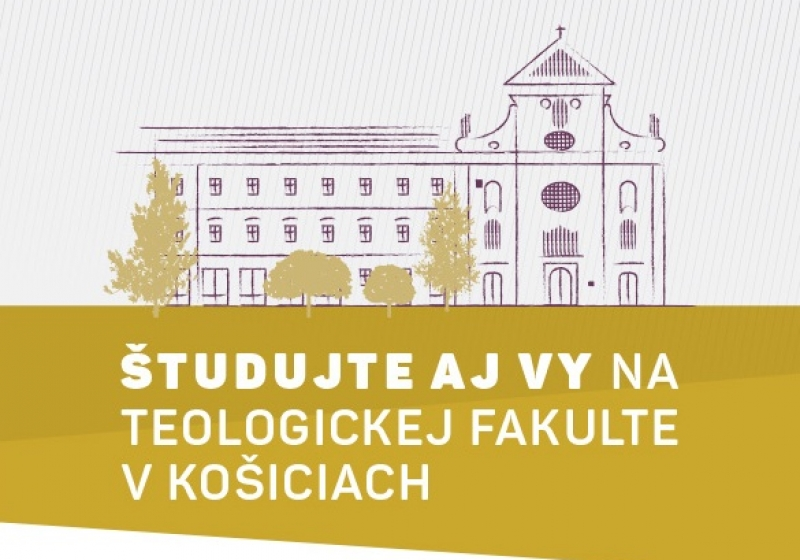 Štúdium na Teologickej fakulte