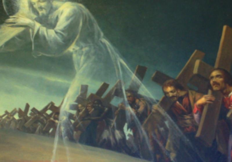 Krížová cesta počas epidémie COVID