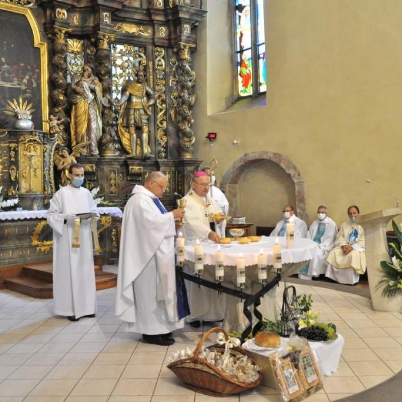 Karmelská Panná Mária v Stropkove
