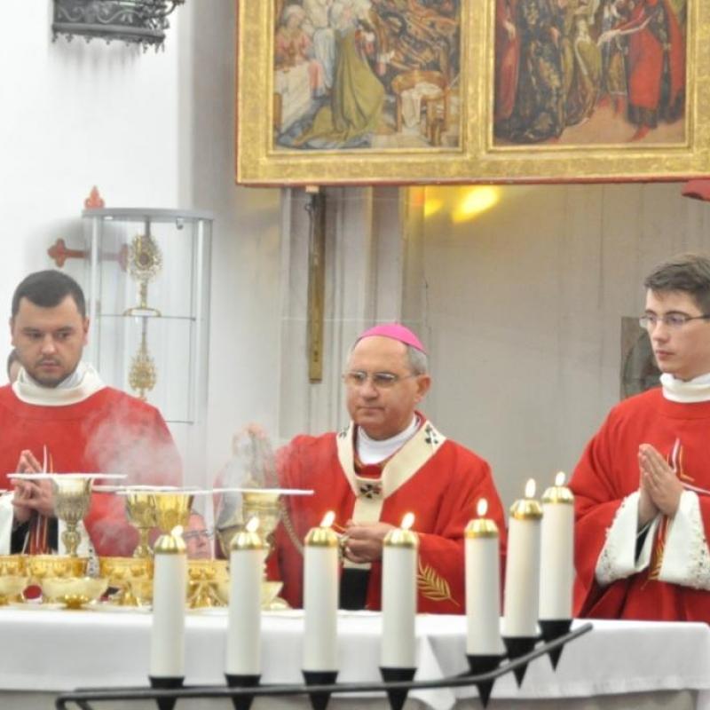 Svätý Ondrej spája východ so západom