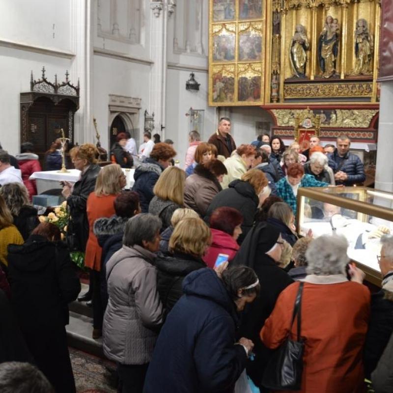 Sv. Vincent de Paul v Košiciach  22.novembra