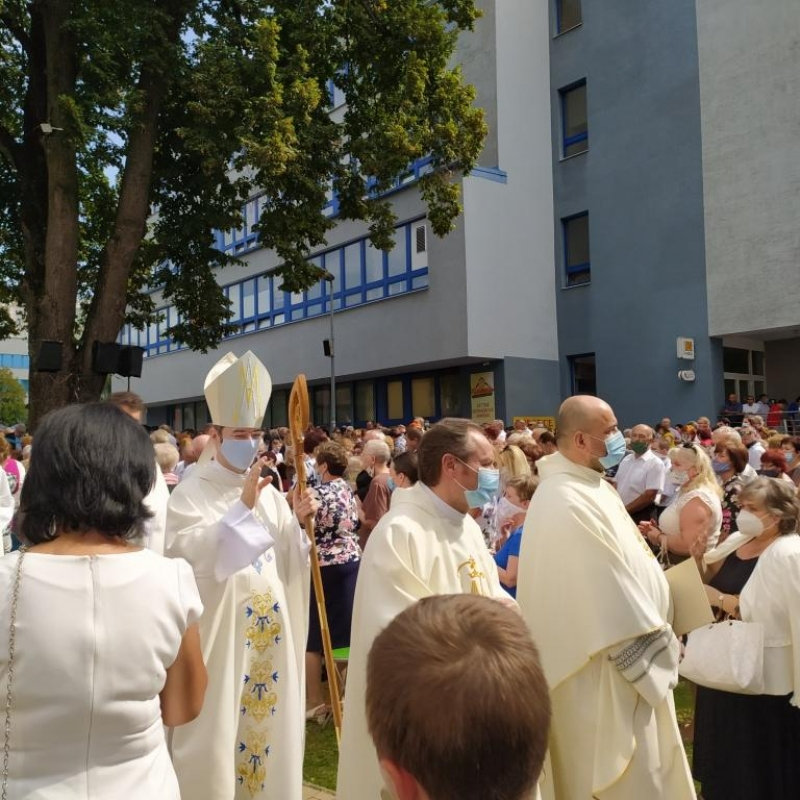 Mariánska odpustová slávnosť vo Vranove