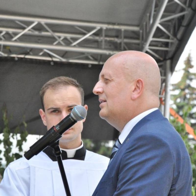 Odpustová slávnosť v Stropkove