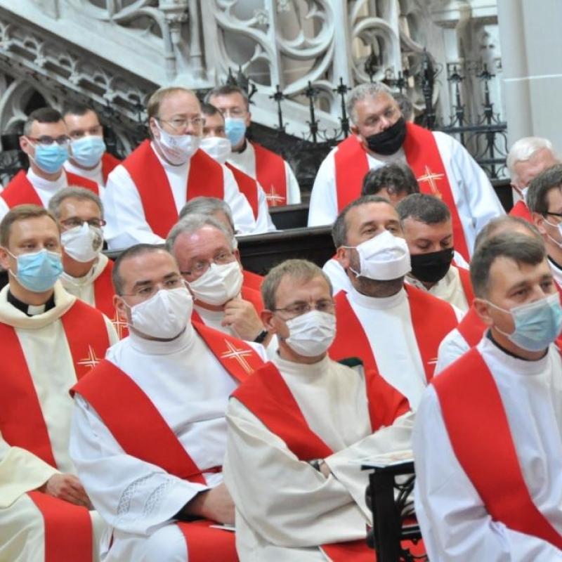 Kardinál Jozef Tomko oslávil sviatok Svätých košických mučeníkov
