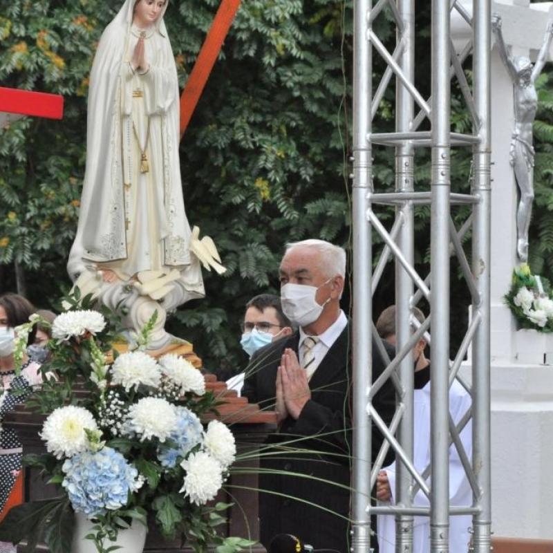 Odpustová slávnosť v Michalovciach