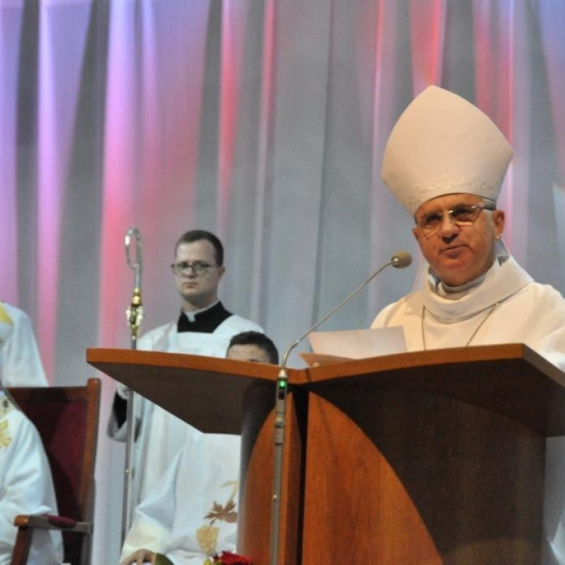 Na Národnom pochode za život sa prihovoril arcibiskup Bernard Bober