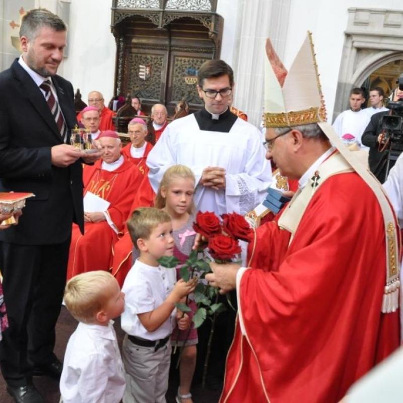 Jubilejná slávnosť Troch svätých košických mučeníkov