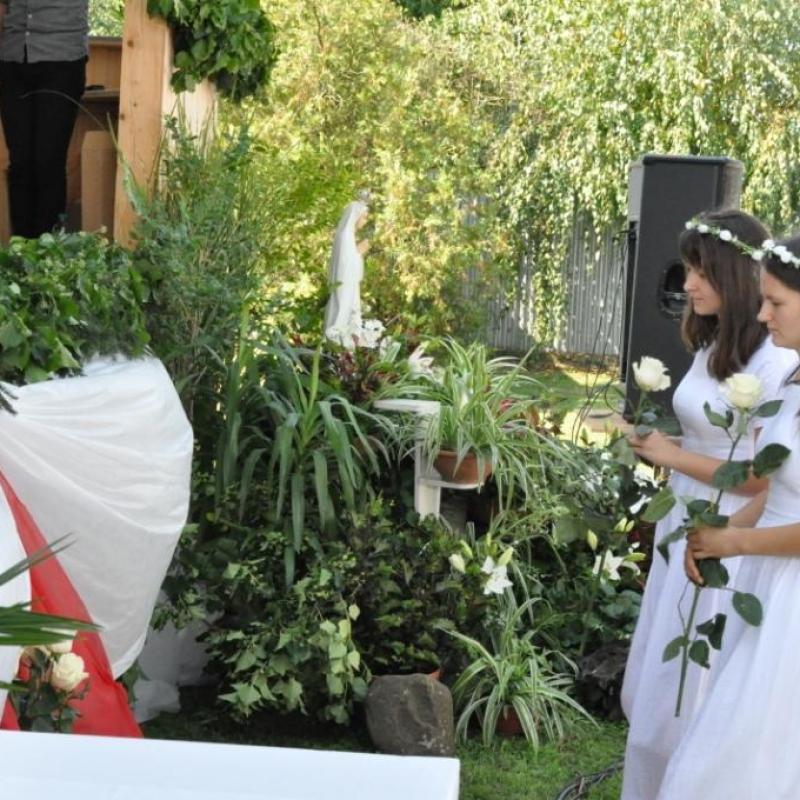 Prvé výročie blahorečenia Anny Kolesárovej