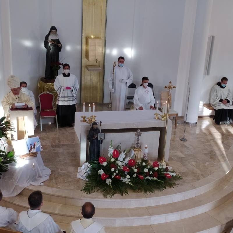 Oslavy 25. výročia Augustiniánov na Slovensku