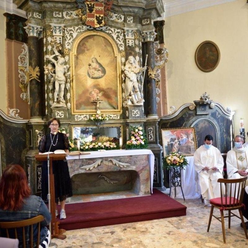 Prosebná púť k sv. Rozálii vo Farnosti sv. Ondreja