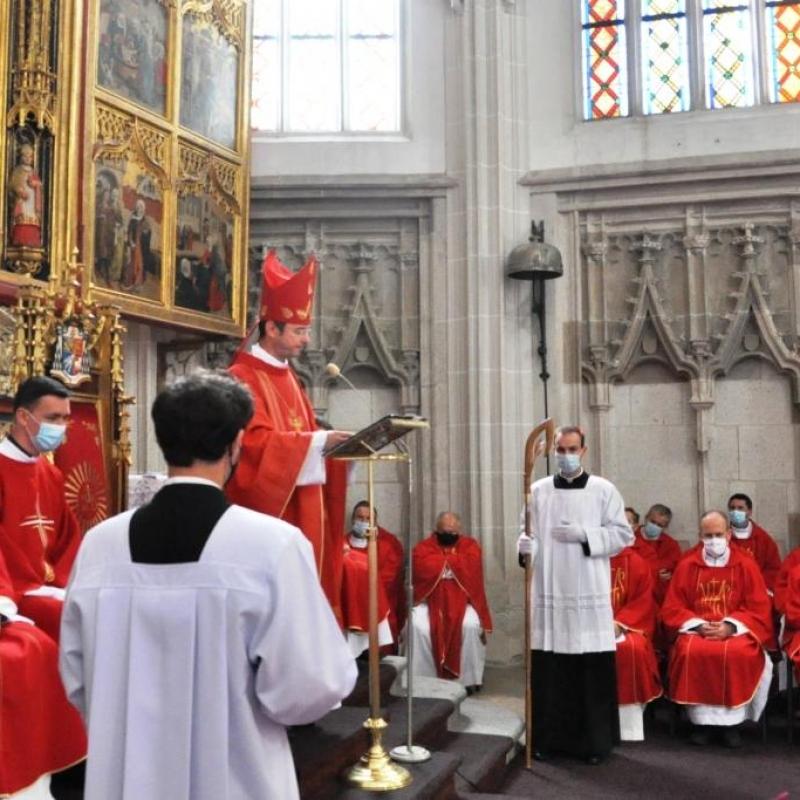 Celodiecézne rekolekcie ku cti  Sv. Košických mučeníkov