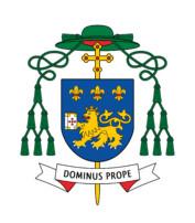Pomocný biskup Mons. Forgáč udelil ministériá lektorátu a akolytátu seminaristom