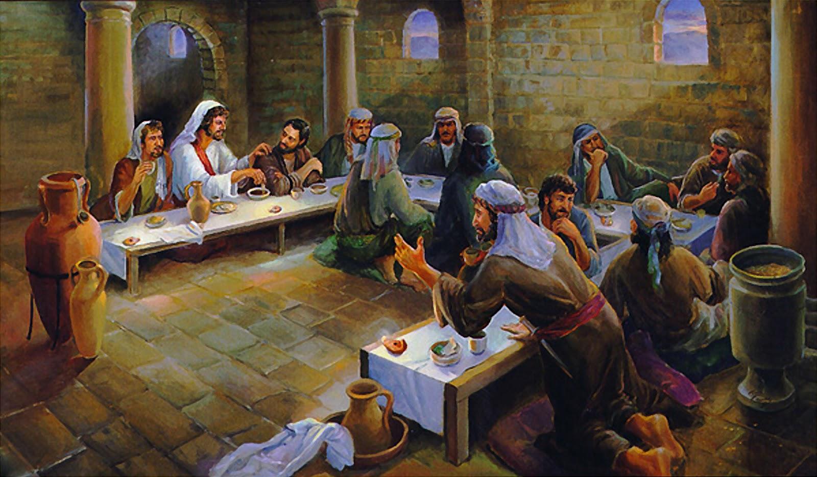 Seminár o Ježišovej rozlúčkovej reči