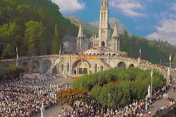 Košická arcidiecézna púť LURDY - 8.-10. máj 2018