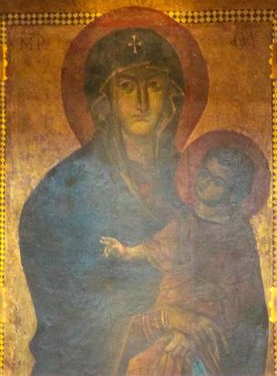 Arcibiskup Vasiľ požehná svetovznámu ikonu u dominikánov v Košiciach