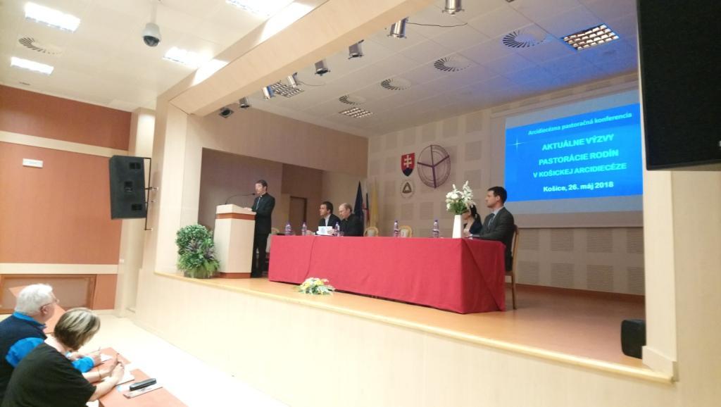 Konferencia - Otec Jozef Pastir - farár v Kurime (1956-1990)