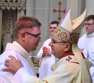 Novokňazi Košickej arcidiecézy