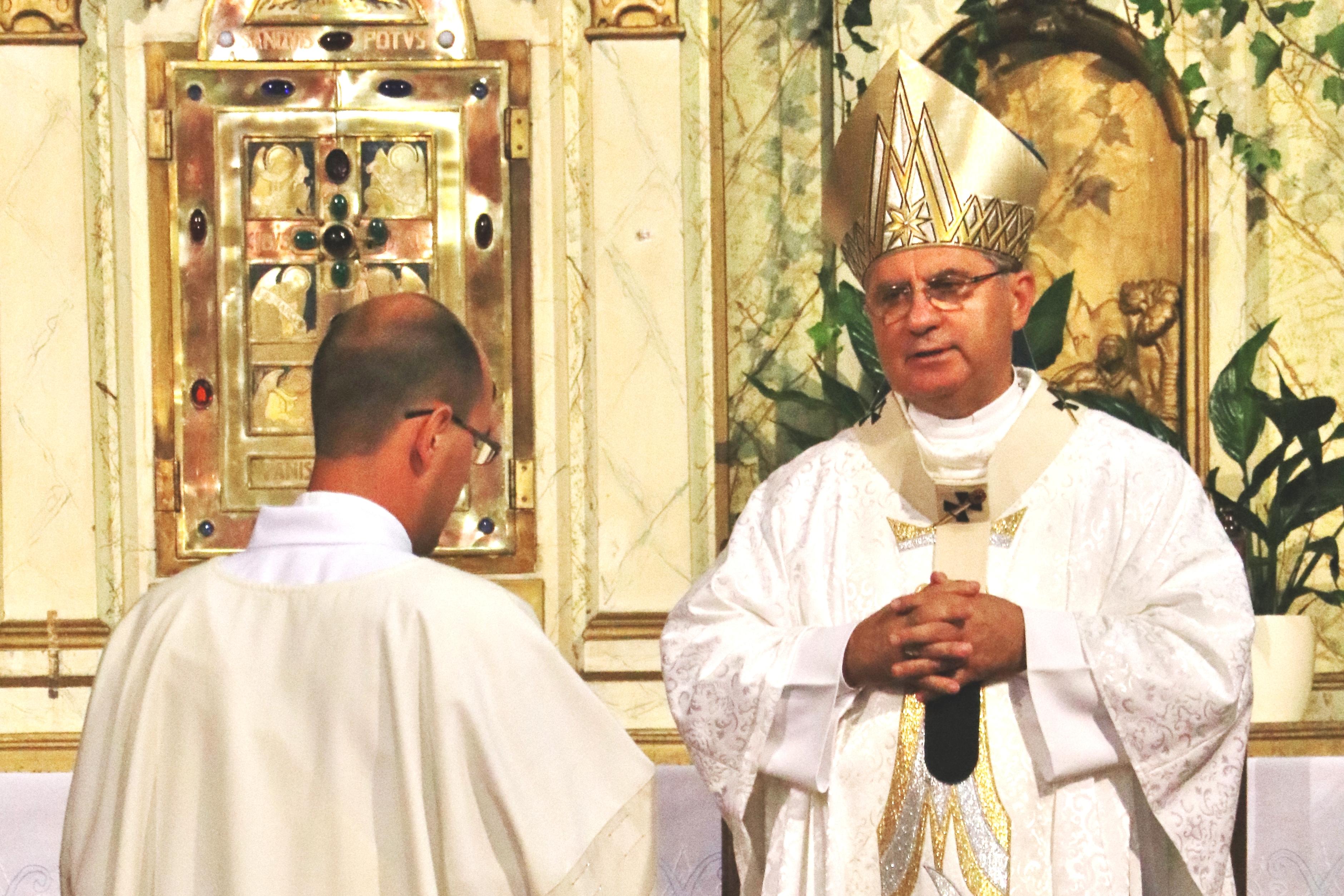 Slávnosť Nanebovzatia Panny Márie